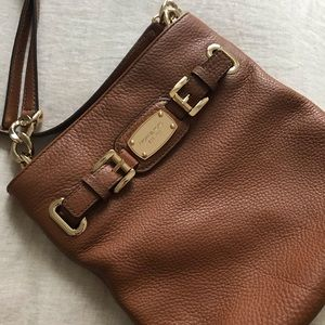 *Sold* Michael Kors Hamilton Crossbody bag